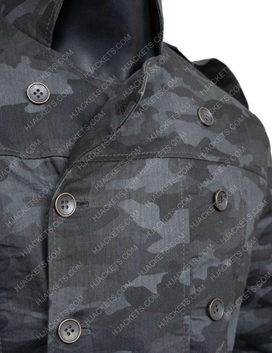 Resident Evil 6 Military Jacket