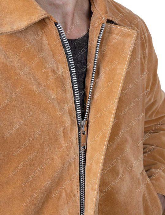 The Last Of Us Part II Joel Brown Leather Jacket