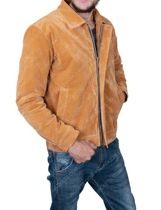 The Last Of Us Part II Joel Leather Jacket
