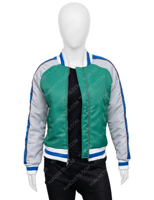 The Old Guard Nile Freeman Green Jacket