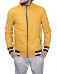 Victor Salazar Love, Victor Leather Jacket