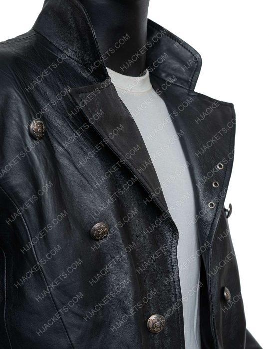 WWE Bray Wyatt The Fiend Leather Jacket