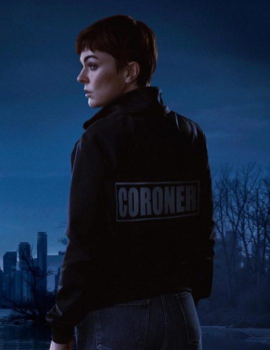 coroner jacket