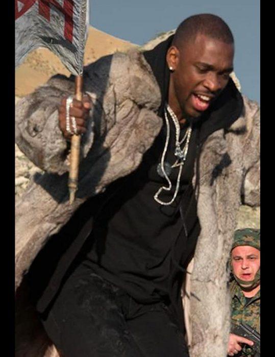 jay pharoah how to fake a war coat