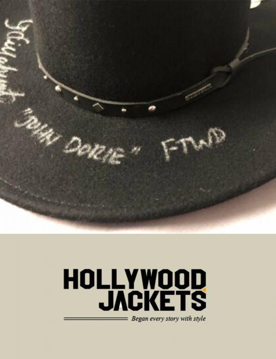 john dorie fear the walking dead garret dillahunt cowboy hat