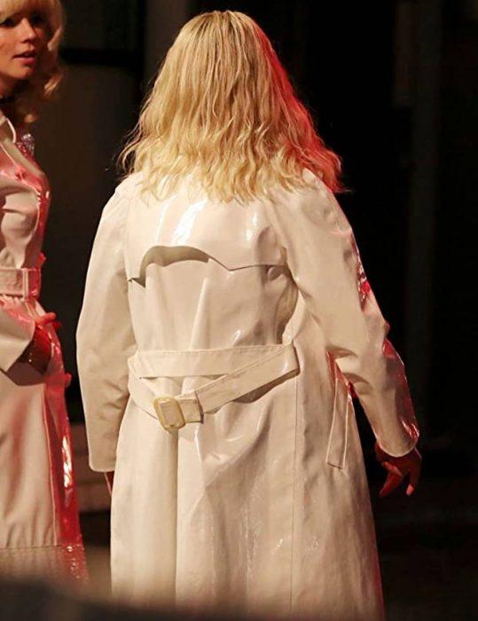 last night in soho thomasin mckenzie white coat