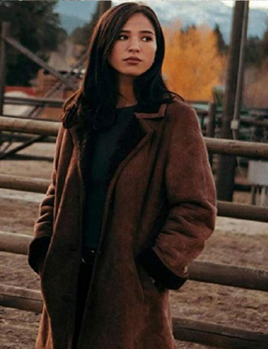 monica-dutton-yellowstone-shearling-coat