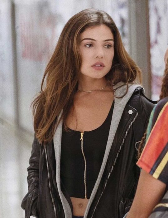 tell-me-a-story-danielle-campbell-black-leather-jacket