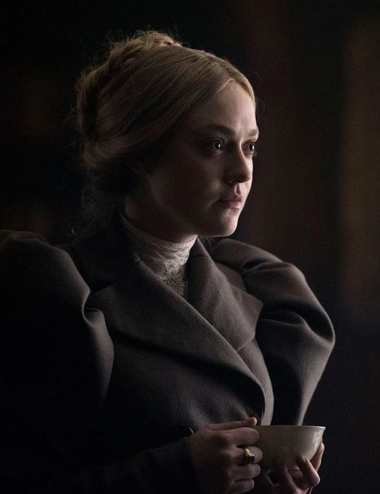 the alienist angel of darkness sara howard coat