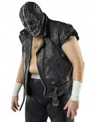 the dark order aew evil uno leather vest
