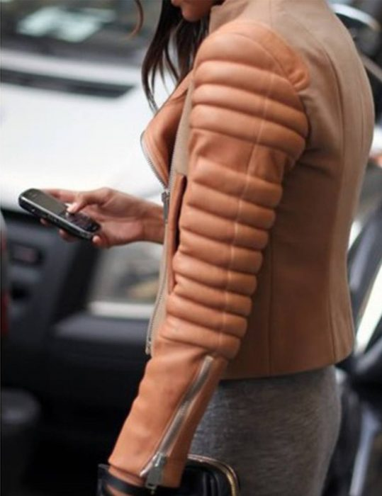 womens-winter-peach-leather-jacket