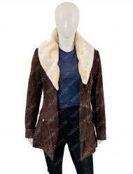 yellowstone-beth-dutton-brown-coat