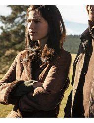 yellowstone-monica-dutton-shearling-coat