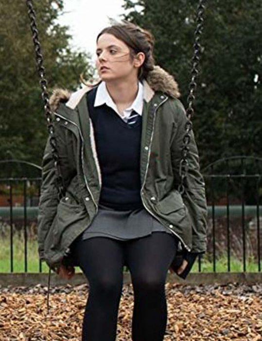Gabrielle Creevy Hoodie Jacket