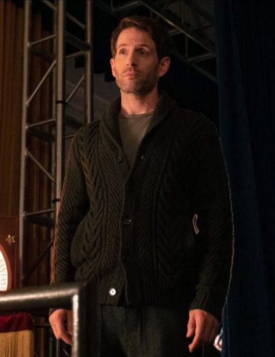 A.P. Bio Season 3 Glenn Howerton Sweater