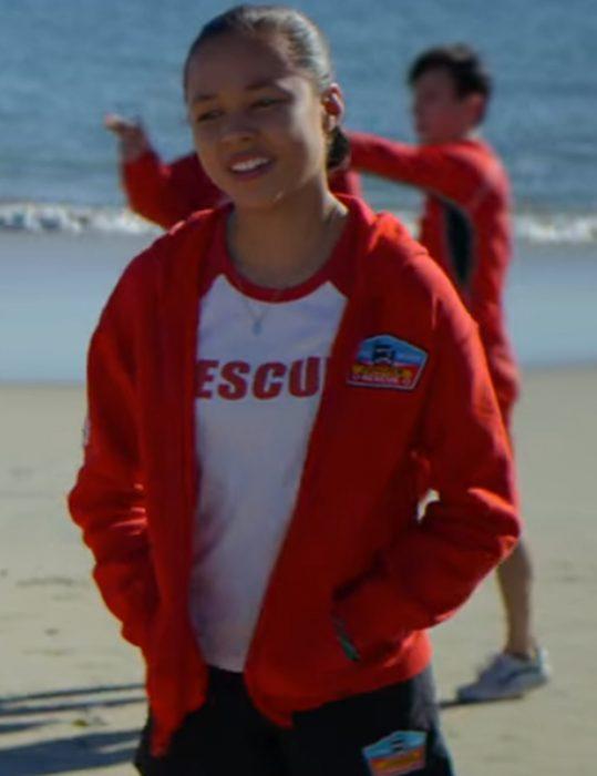 Breanna Yde Malibu Rescue The Next Wave Hoodie