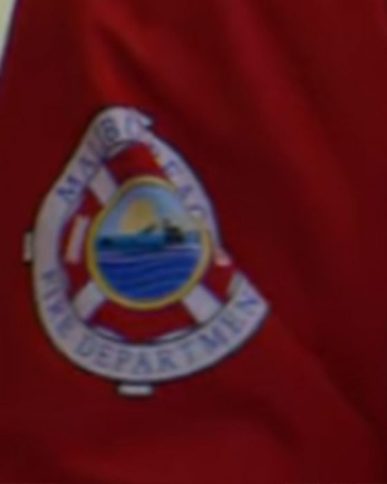 Breanna Yde Malibu Rescue The Next Wave Red Gina Rescue Hoodie