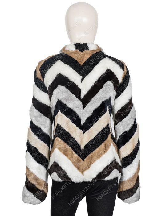 Fargo S03 Mary Elizabeth Winstead Fur Jacket
