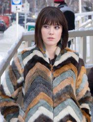 Fargo S03 Nikki Swango Fur Jacket