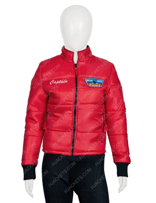 Jackie R. Jacobson Malibu Rescue The Next Wave Dylan Red Jacket