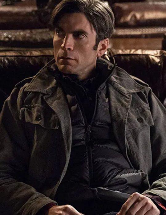 Jamie Dutton Jacket