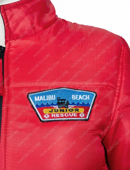 Malibu Rescue The Next Wave Red Jacket
