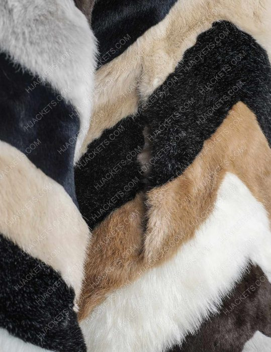 Nikki Swango Fargo S03 Fur Jacket