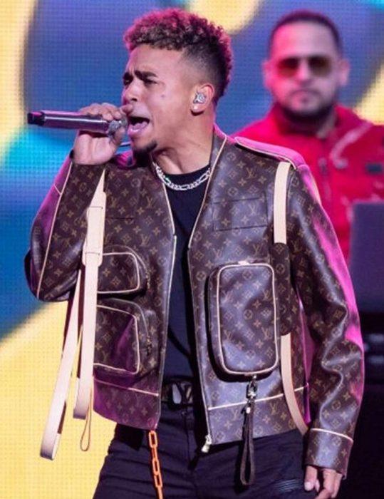 Ozuna Rosado jacket