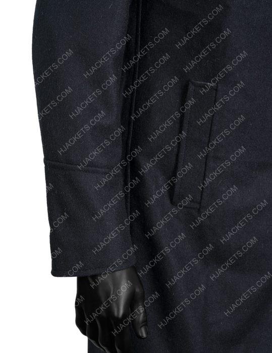 Resident Evil Chris Redfield Black Coat