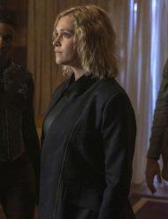The 100 Season 7 clarke griffin Coat