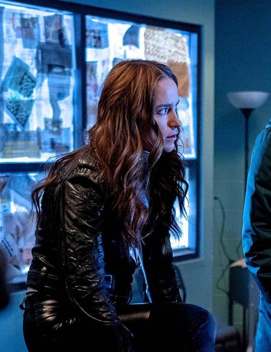 Wynonna Earp Melanie Scrofano Season 4 Jacket