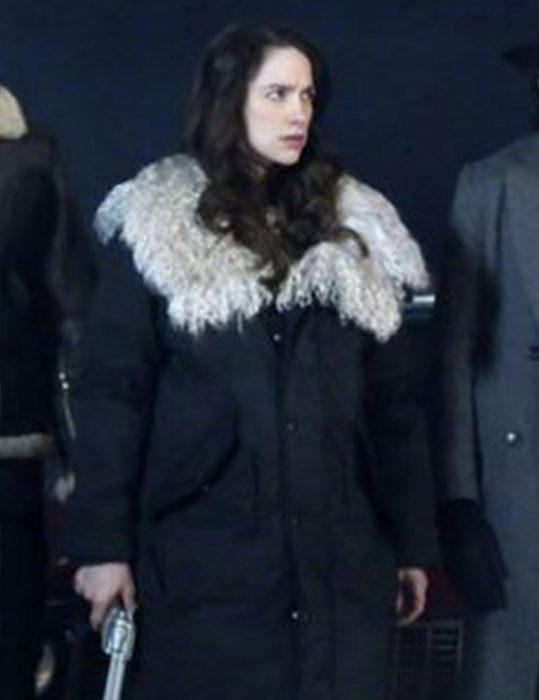 Wynonna Earp Season 4 Melanie Scrofano Coat