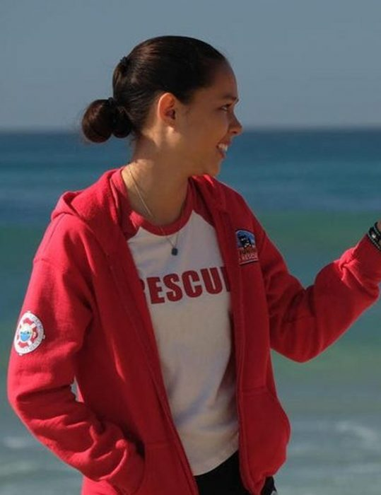 breanna yde malibu rescue the next wave gina rescue hoodie