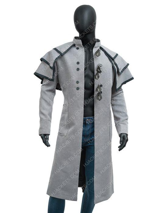 christoph waltz django unchained dr. king schultz duster coat