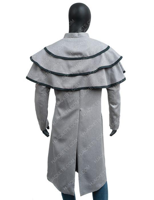 dr. king schultz django unchained christoph waltz duster coat