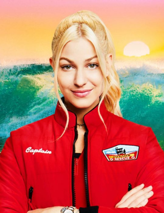 dylan malibu rescue the next wave jackie r. jacobson jacket
