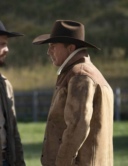 kevin-costner-yellowstone-s03-brown-jacket