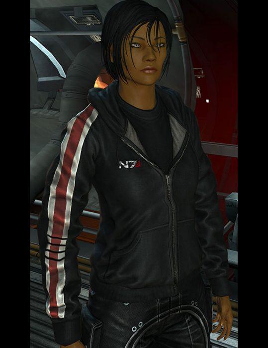 mass effect 3 jennifer hale n7 jacket