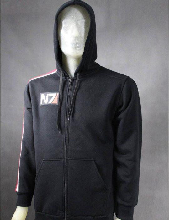 mass effect 3 n7 hoodie