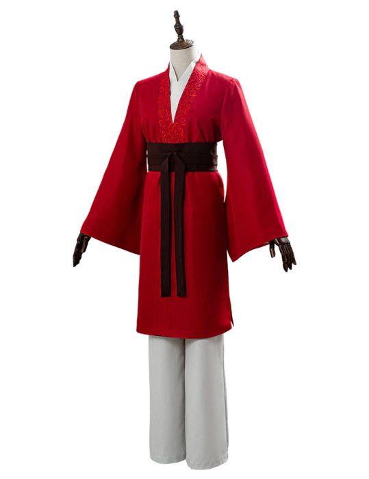 mulan yifei liu coat