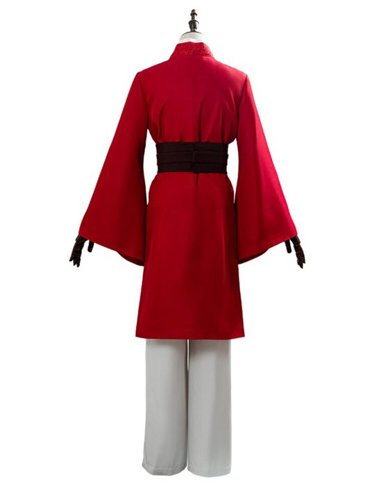 mulan yifei liu hua mulan cosplay coat