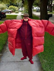 oliver-tree-red-puffer-coat