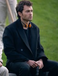 Alden Ehrenreich Brave New World Coat