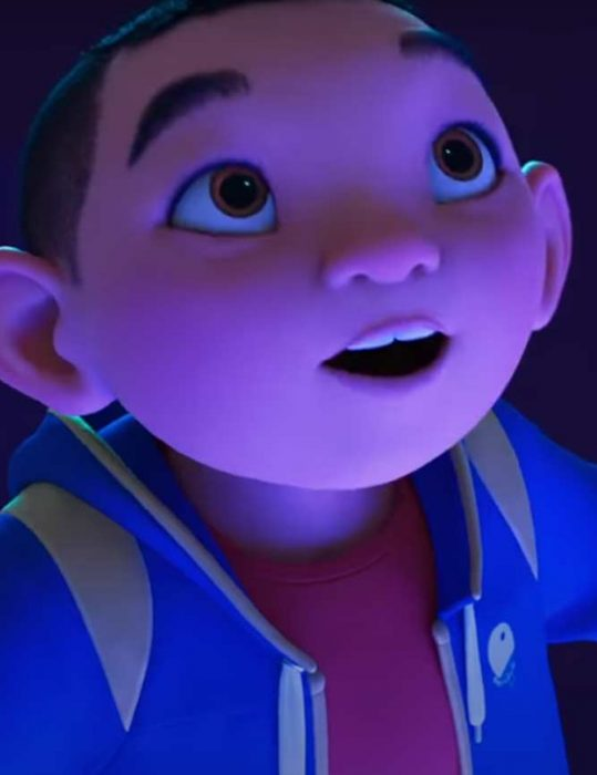Animated-movie-Over-The-Moon-blue-Hoodie