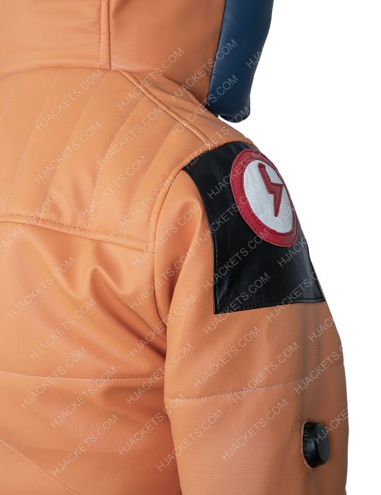 Apex Legends S02 Wattson Cropped Jacket