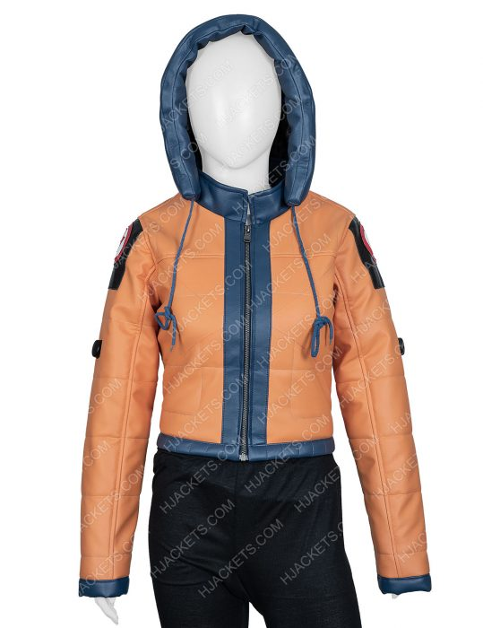 Apex Legends S02 Wattson Jacket With Hood