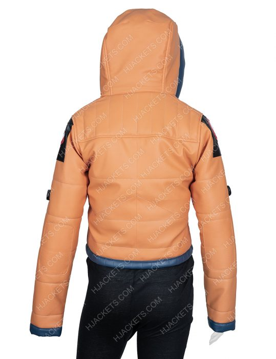 Apex Legends Season 2 Wattson Cropped Jacket
