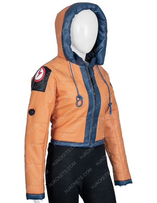 Apex Legends Season 2 Wattson Jacket