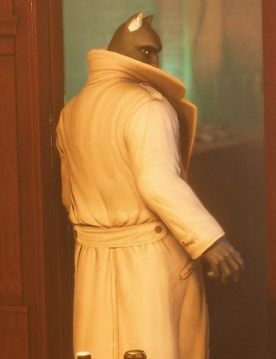 Barry Johnson Coat