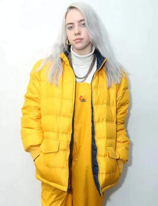 Billie Eilish Puffer